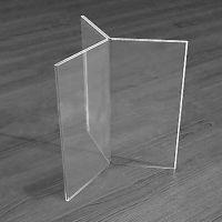 менюхолдер (тейбл тент) формат 1/3 А4 луч