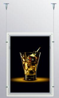 подвесные световые панели crystal mobile A3